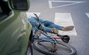Что грозит, если сбил велосипедиста?